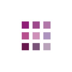 Фиолетовые жидкие обои