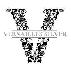 Жидкие обои коллекция Versailles Silver
