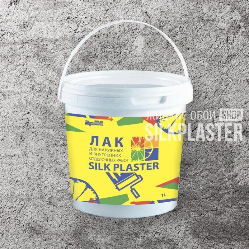 Лак Silk Plaster 1 литр