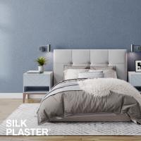 Жидкие обои Silk plaster Silk plaster Арт дизайн 208 интерьер