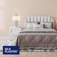 Жидкие обои Silk plaster Арт дизайн 225 интерьер
