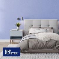 Жидкие обои Silk plaster Арт дизайн 234 интерьер