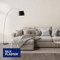 Жидкие обои Silk plaster Арт дизайн 280 интерьер