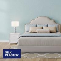 Жидкие обои Silk plaster Арт дизайн 292 интерьер