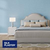 Жидкие обои Silk plaster Арт дизайн 293 интерьер