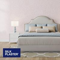 Жидкие обои Silk plaster Престиж 405 интерьер