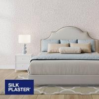 Жидкие обои Silk plaster Престиж 406 интерьер