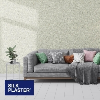 Жидкие обои Silk plaster Престиж 407 интерьер