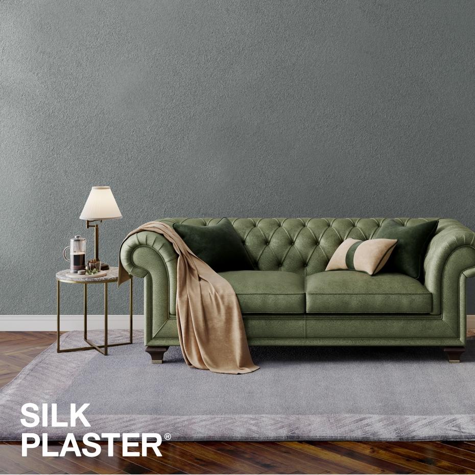 Жидкие обои Silk plaster Silk plaster Арт дизайн 211 интерьер