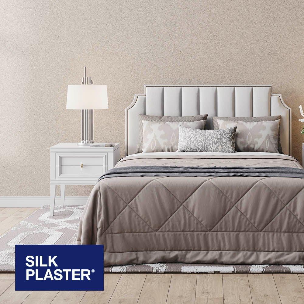 Жидкие обои Silk plaster Арт дизайн 226 интерьер