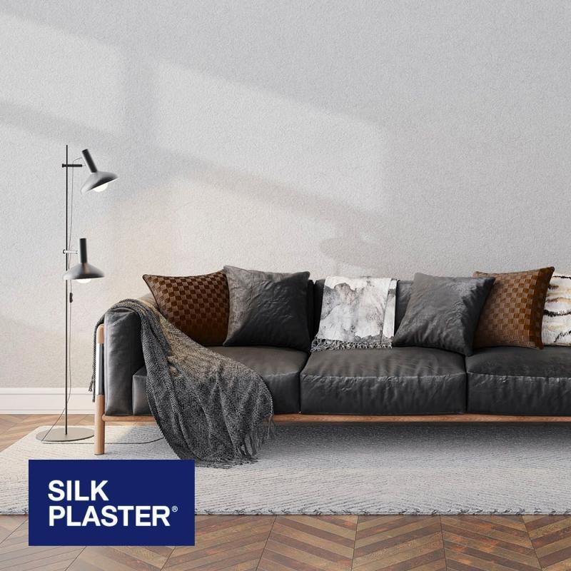 Жидкие обои Silk plaster Арт дизайн 237Жидкие обои Silk plaster Арт дизайн 237 интерьер
