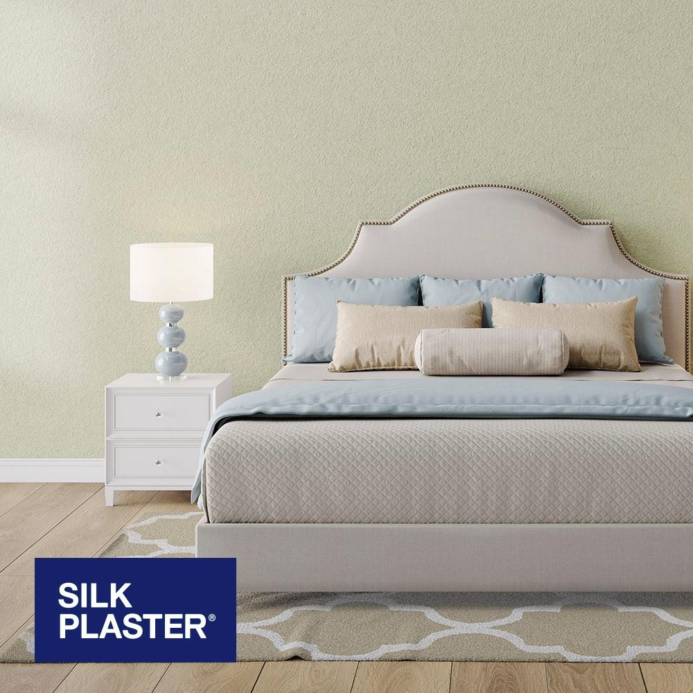 Жидкие обои Silk plaster Арт дизайн 291 интерьер