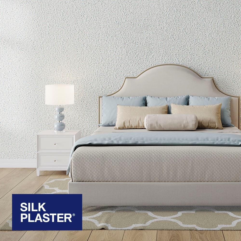 Жидкие обои Silk plaster Престиж 403 интерьер